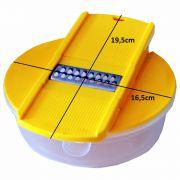 Cortador Ralador de Legumes Multifuncional CBRN02740 - Amarelo
