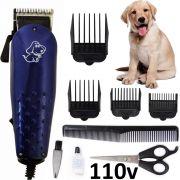 Máquina Tosa para Cães e Gatos com Kit Pentes e Tesoura Pet 110V CBRN0975