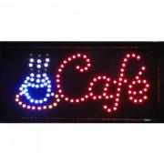 Letreiro luminoso de Led 110v Café 1610