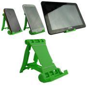 Suporte para celular, Tablet, E-book, Verde CBRN02122