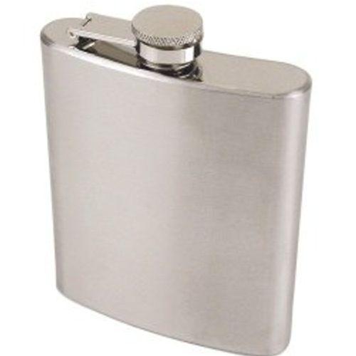 Porta Whisky Vodka Garrafa de Aço Portátil Cantil 9 OZ 261ml
