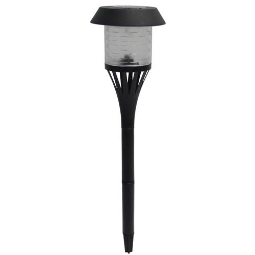 Luminaria solar para jardim 6 peças em pvc rigido EC2399 CD 1389