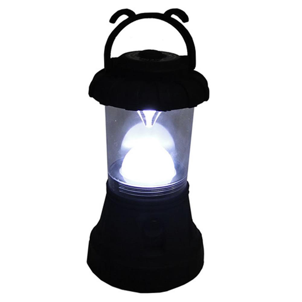 Lanterna Luminária Lampião 11 Led´s Camping e Decoração F11 / 65153