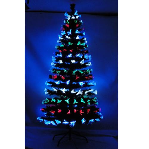 Arvore de Natal 1,80m Mod:1267 Fibra Ótica Programável Bi-Volt