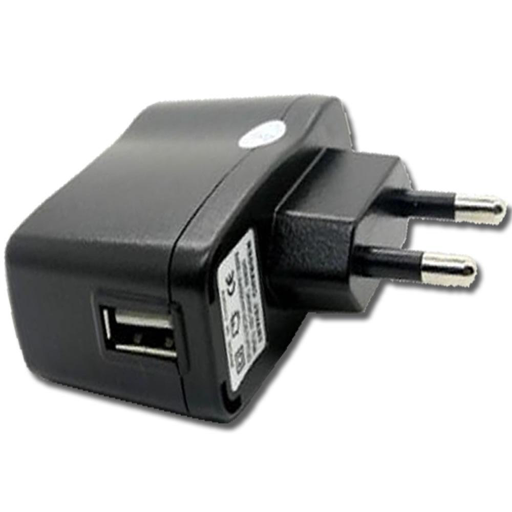 Carregador De Parede Universal Usb Bivolt 1500Ma para Mp3, Mp4, celulares, cameras