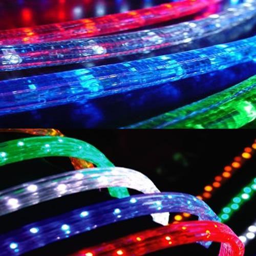 Controle Sequencial Mangueira Luminosa de LAMPADAS 100 metros bivolt cod 1223