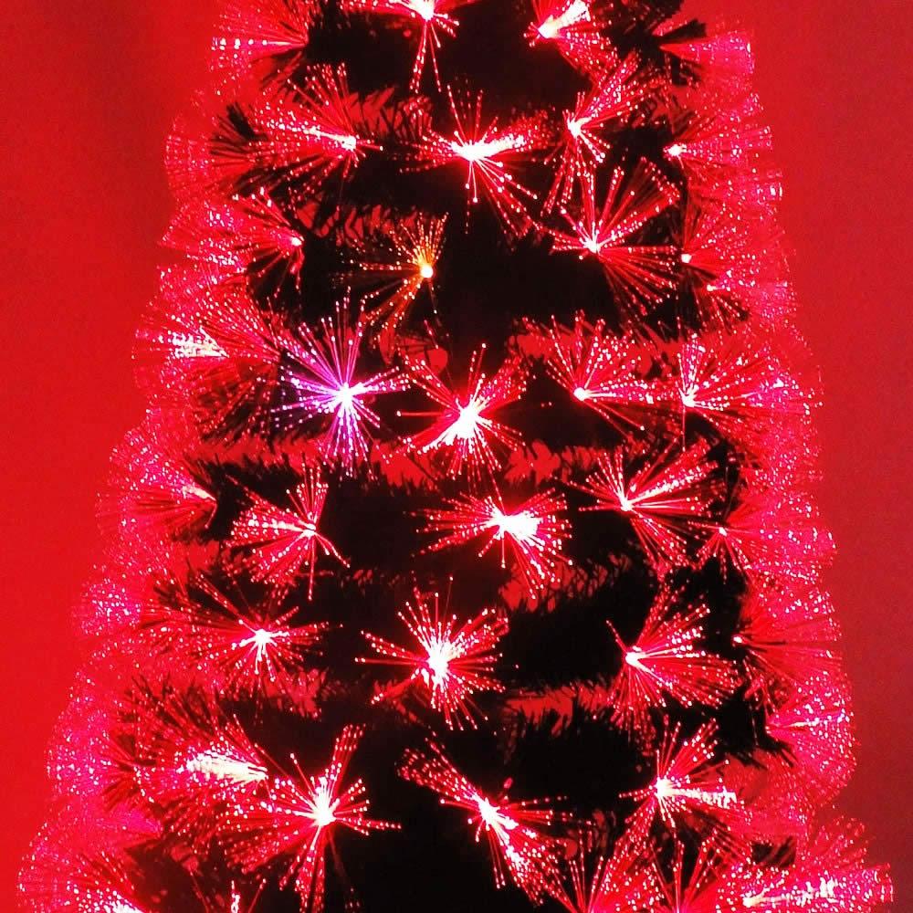 Árvore de Natal Luxo 1,50m Fibra Ótica c/Efeitos 15.600 Pontos bi-volt 1284