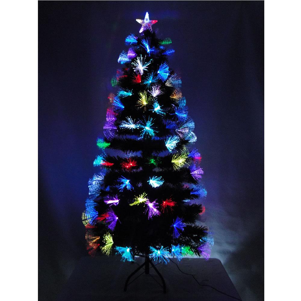 Árvore de Natal Luxo 1,50m Fibra Ótica c/Efeitos 16000 pontos bi-volt 1251