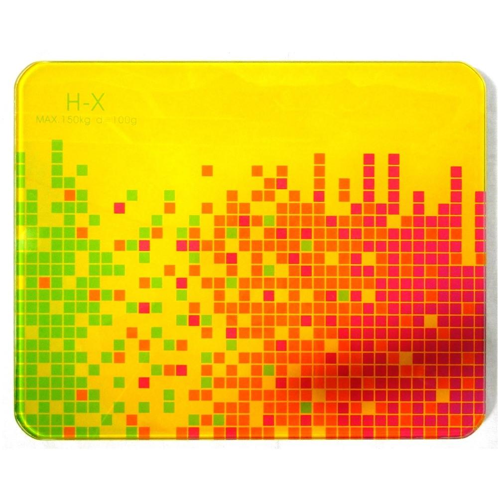 Balança Eletrônica Digital Color Slim 150kg CBR1057 H-X