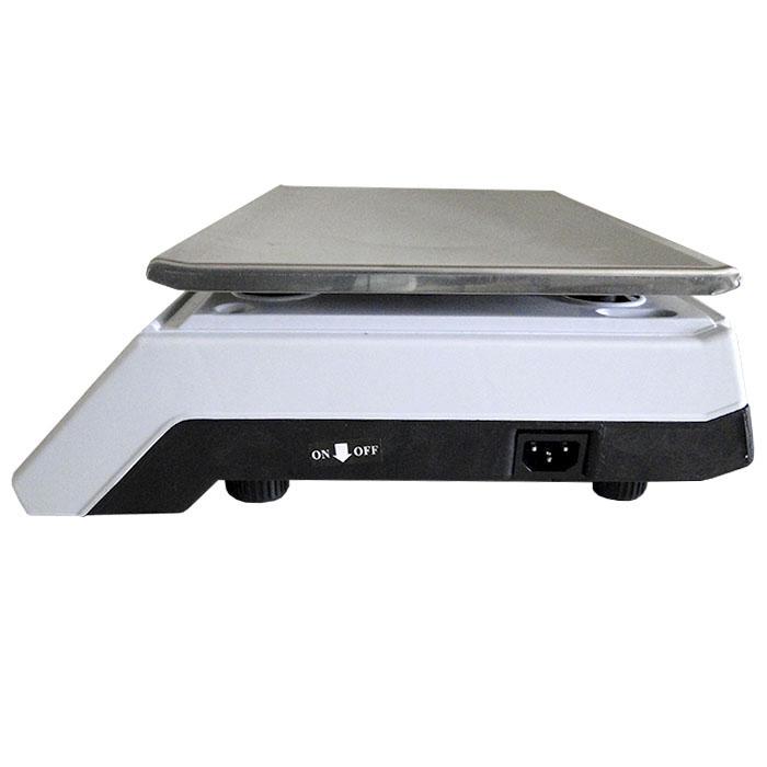 Balança Programável Precisão ACS Display LCD 40kg CBR1052 - Bi-volt