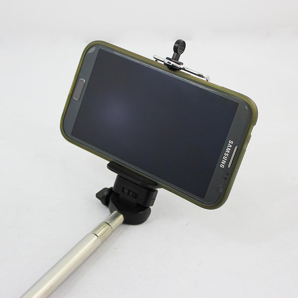 Bastão Selfie Monopod com Zoom Bluetooth Celular WMTDS2589 Pink