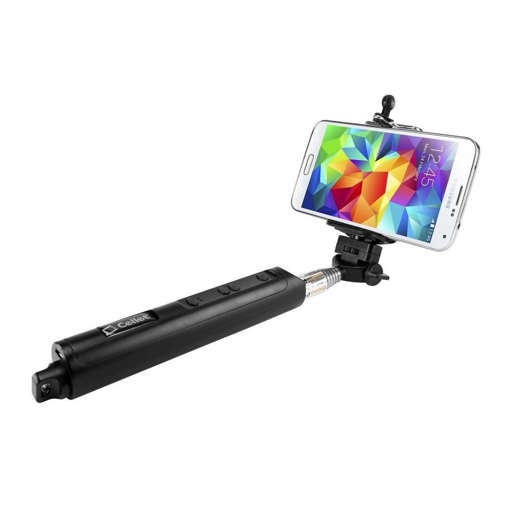 Bastão Selfie Monopod com Zoom Bluetooth Celular WMTDS2589 Preto