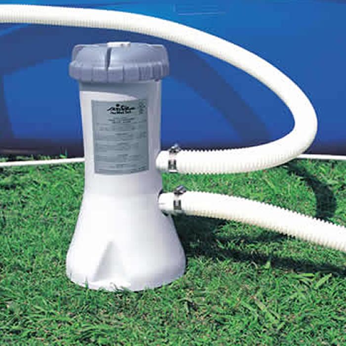 Bomba filtrante para piscinas INTEX 110V modelo Krystal Clear 637R # 56637