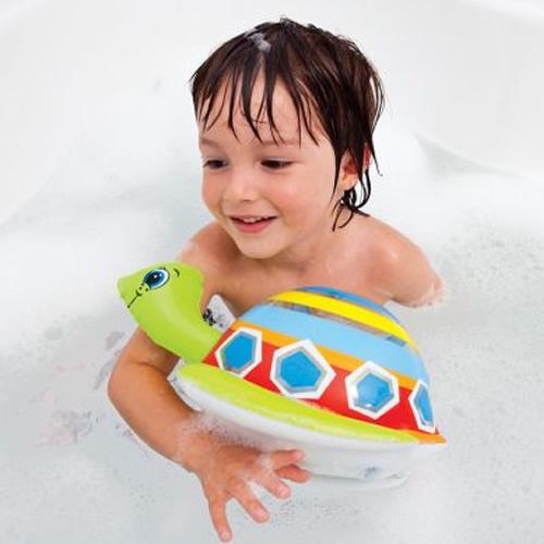 Brinquedo Inflável Aquático Intex Tartaruga 58590 PUFFN PLAY