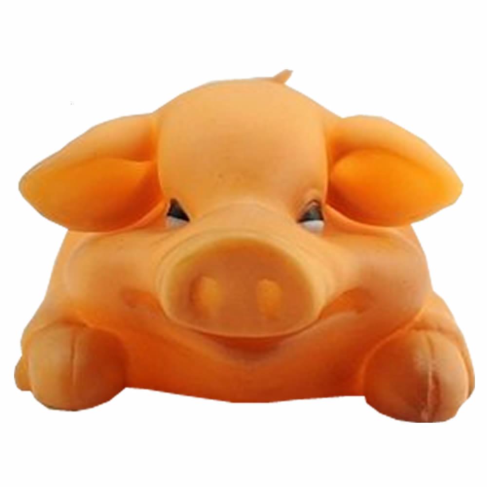 Brinquedo Porco Mordedor para cachorros e gatos TS-276