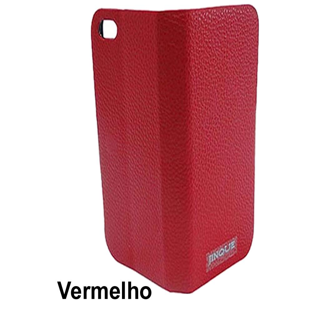 Capa Celular Iphone 5 Luxo courino CBR-1075