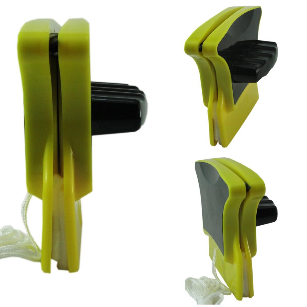 Limpador de Vidro Magnético Janela,Vidraça,Aquário CBR-1108