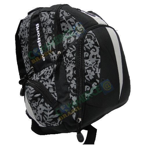Mochila Notebook Netbook Laptop 13´ Florida Everstrong 9057