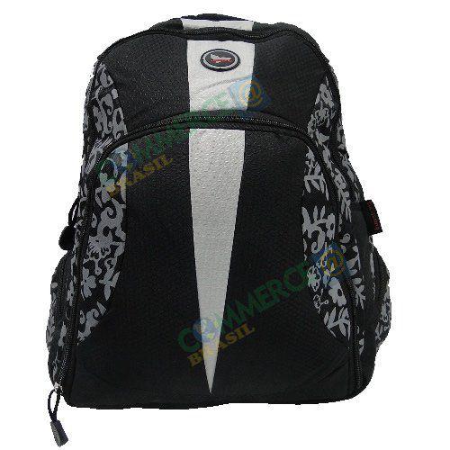 Mochila Notebook Netbook Laptop 13´ Florida Everstrong 9057