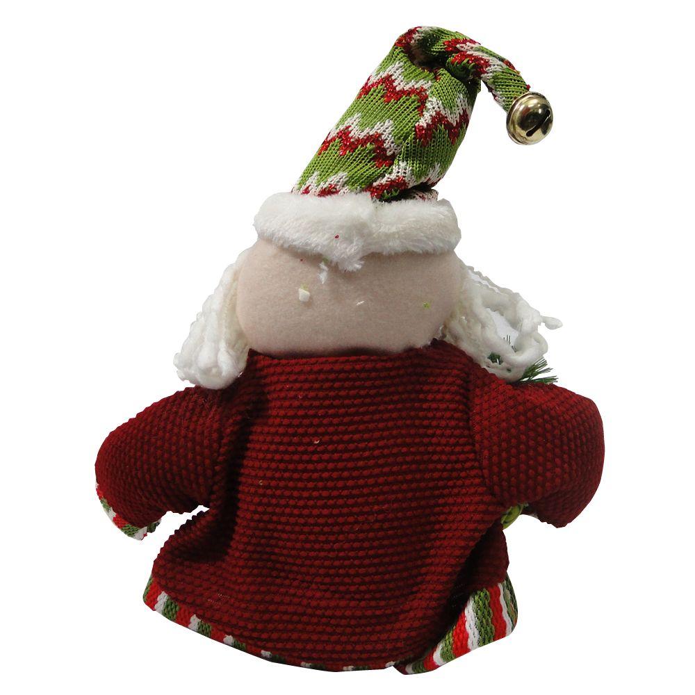 Papai Noel de Tecido 1492 60cm de Altura