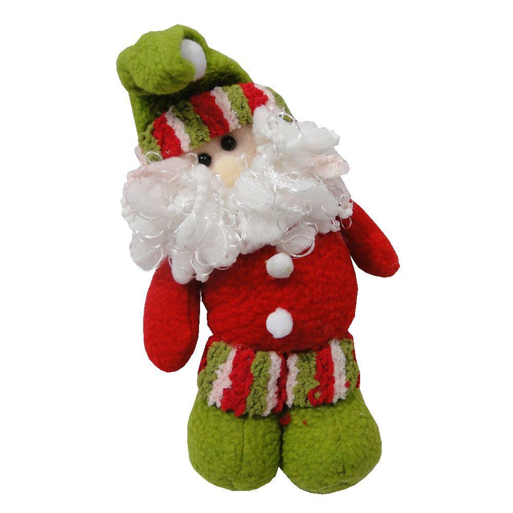 Papai Noel em Tecido 1419 20cm de Altura