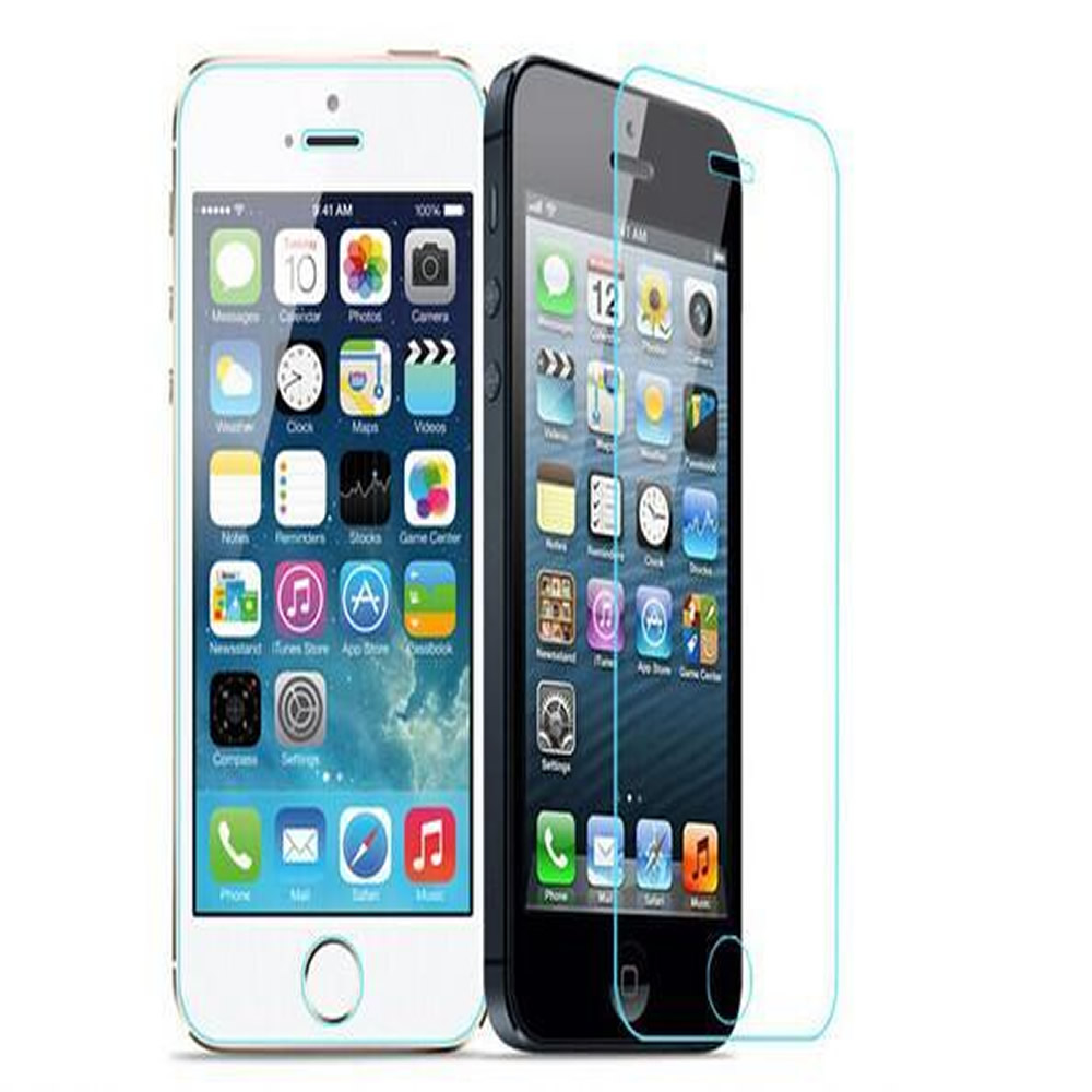 Película Vidro Temperado GLASS-M iPhone 4 e 4s