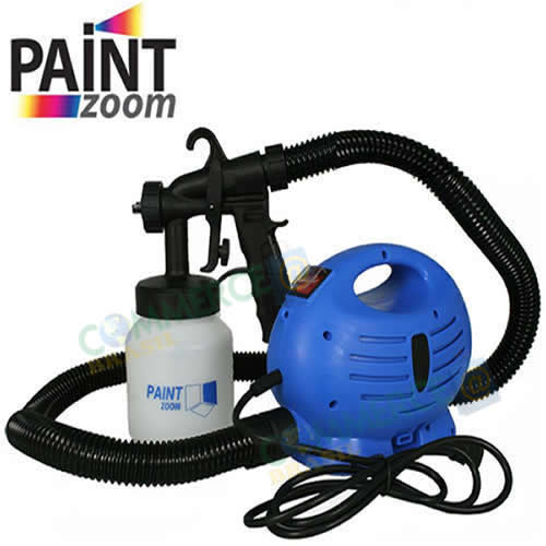 Pistola Pintura Pulverizadora Paint Zoom Elétrica 650w 110v - CBR1001