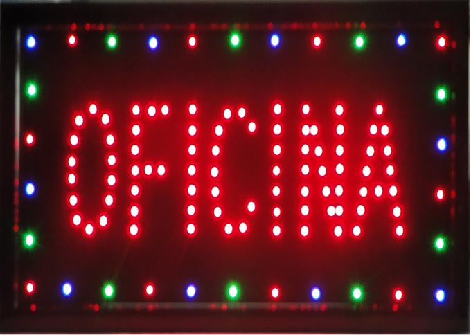 Letreiro luminoso de Led 110v Oficina 1620