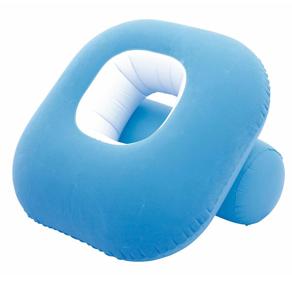 Poltrona inflavel Bestway Nestair Azul 75047