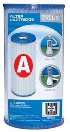 Refil Cartucho bombas filtrantes Intex modelo A - p/ piscinas INTEX MOD 59900