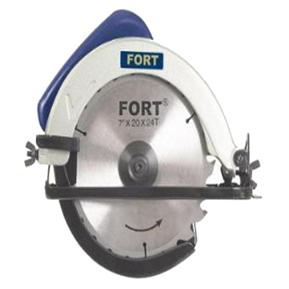 Serra Circular Fort FT-5806 110v 1050w 180mm 6000rpm