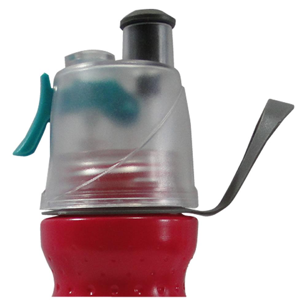 Squeeze com Borrifador De Água O2 Cool Cereja 3199/HMCSP06