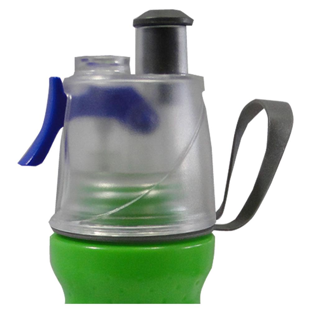 Squeeze com Borrifador De Água O2 Cool Verde 3199/HMCSP06