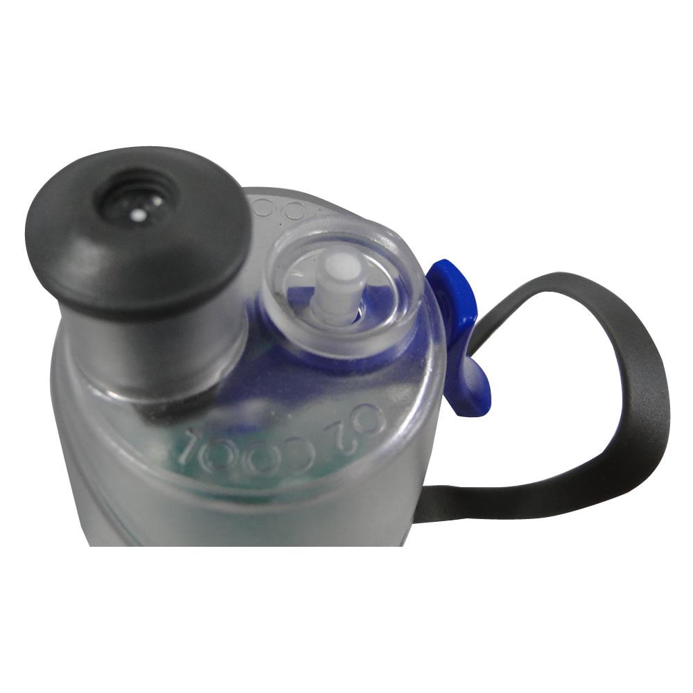 Squeeze com Borrifador De Água O2 Cool verde Água 3199/HMCSP06