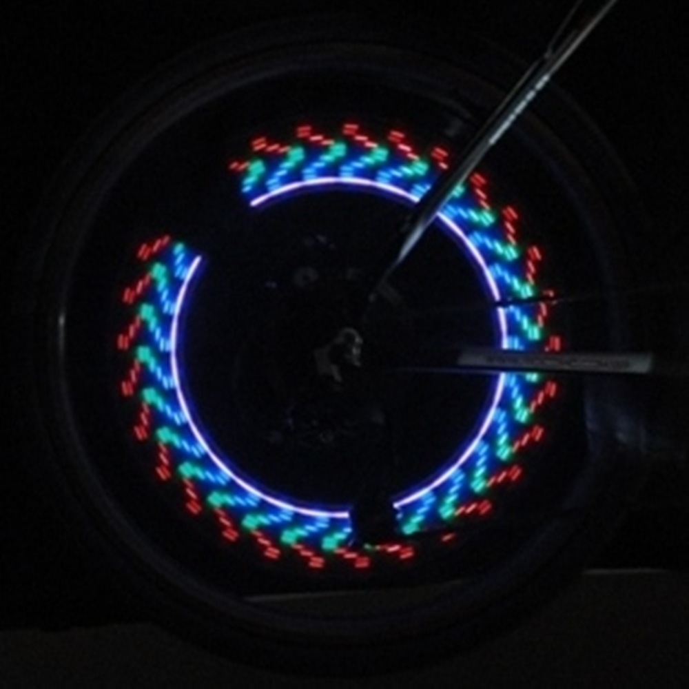 Super Led Luminoso Bike,Moto,Carro 11 Leds CBR1112-LC-D900