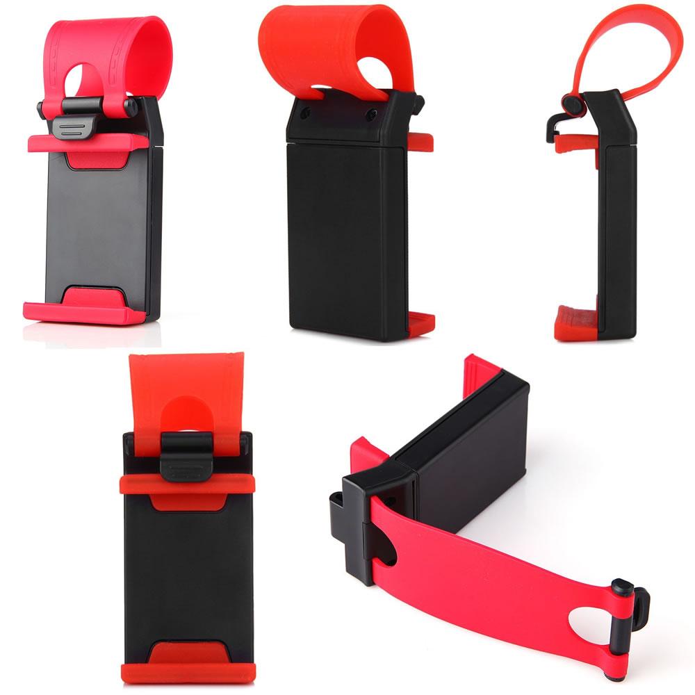 Suporte Celular, Smartphone para Volante Veicular WMTLL81506