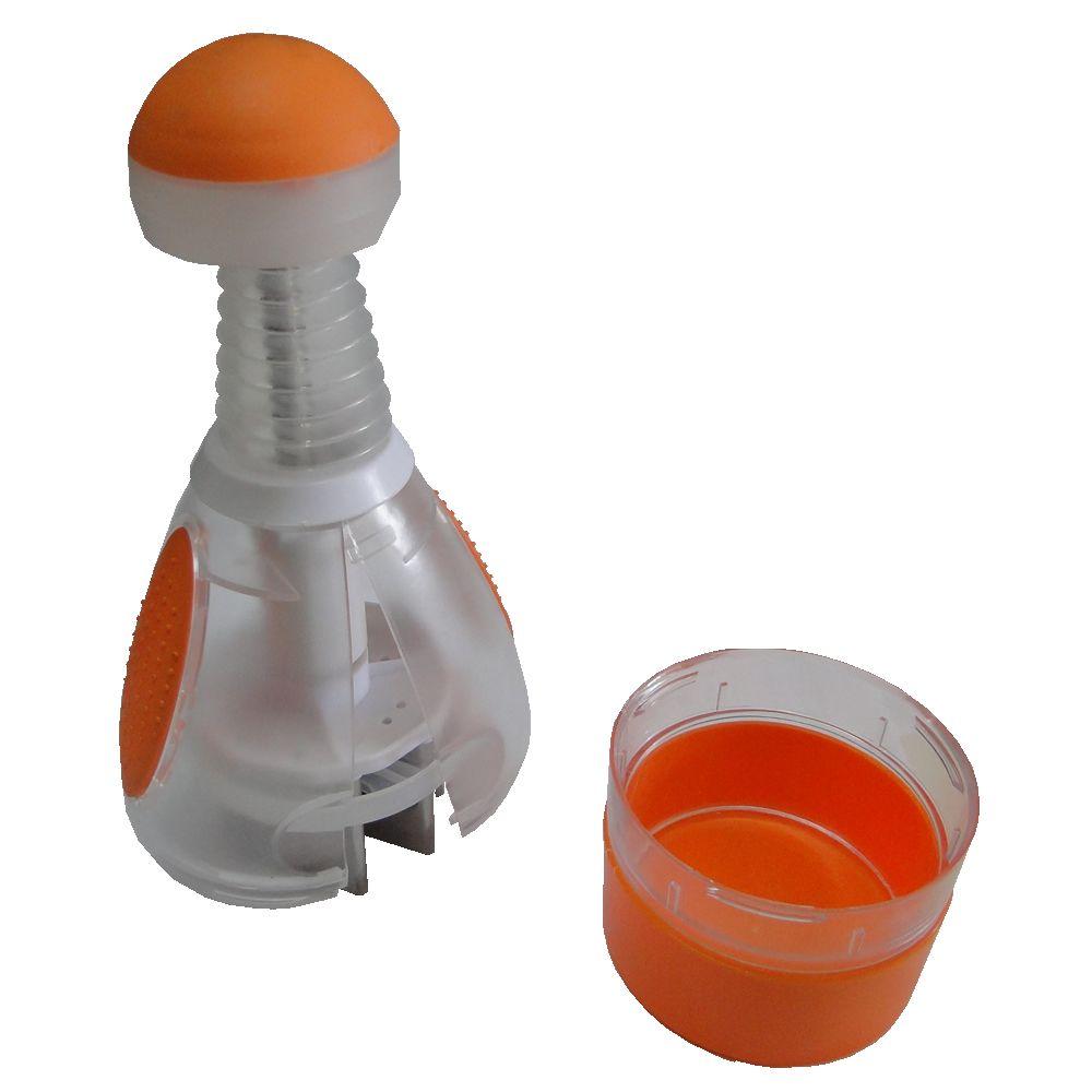 Triturador de frutas + mini ralador J3652-01 Kit duas peças 522824