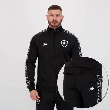 Agasalho Kappa Botafogo Viagem 2021