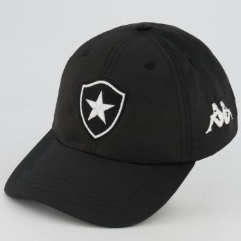 Boné Kappa Botafogo Comissão Preto