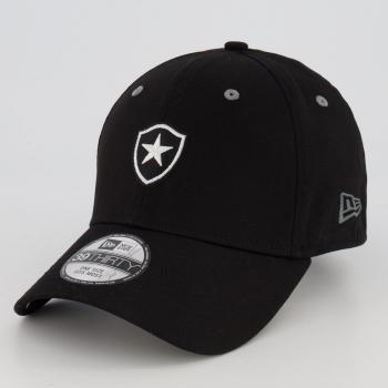 Boné New Era Botafogo Escudo Preto