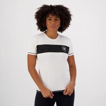 Camisa Botafogo Approval Feminina Branca