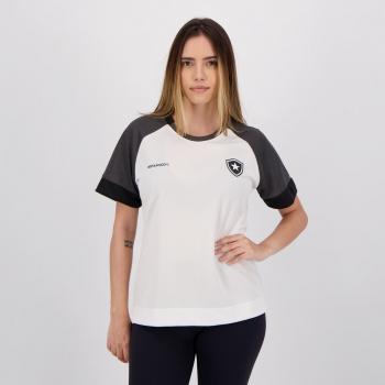 Camisa Botafogo Cell Feminina Branca
