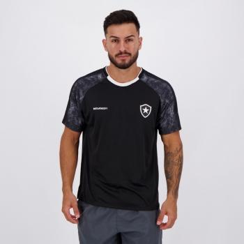 Camisa Botafogo Climber Preta