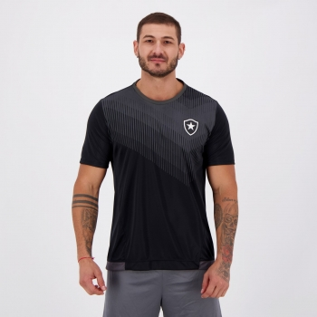 Camisa Botafogo Contact Preta