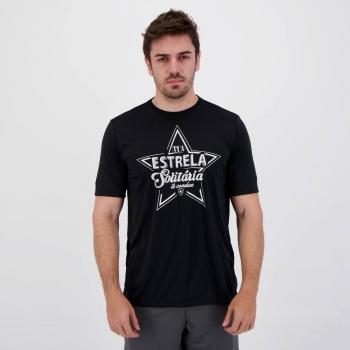 Camisa Botafogo Estrela Solitária Preta