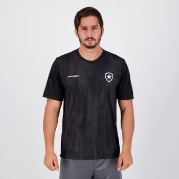 Camisa Botafogo Fold Preta