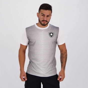 Camisa Botafogo Gradiente Branca