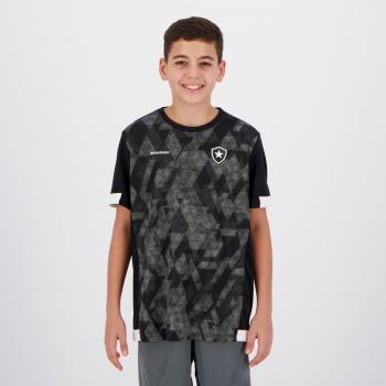 Camisa Botafogo Nordic Juvenil