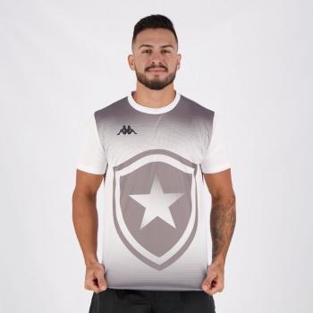 Camisa Kappa Botafogo Supporter II Branca