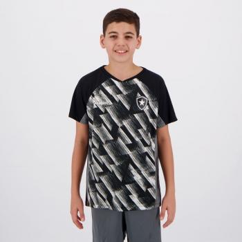 Camisa Botafogo Upper Infantil